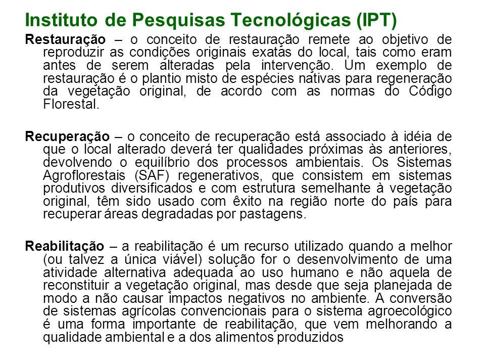 Instituto de Pesquisas Tecnológicas (IPT)
