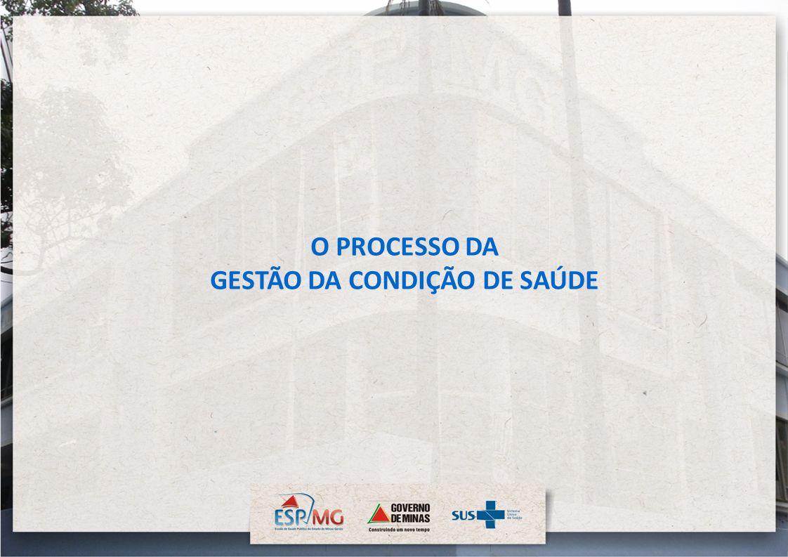 GESTÃO DA CONDIÇÃO DE SAÚDE