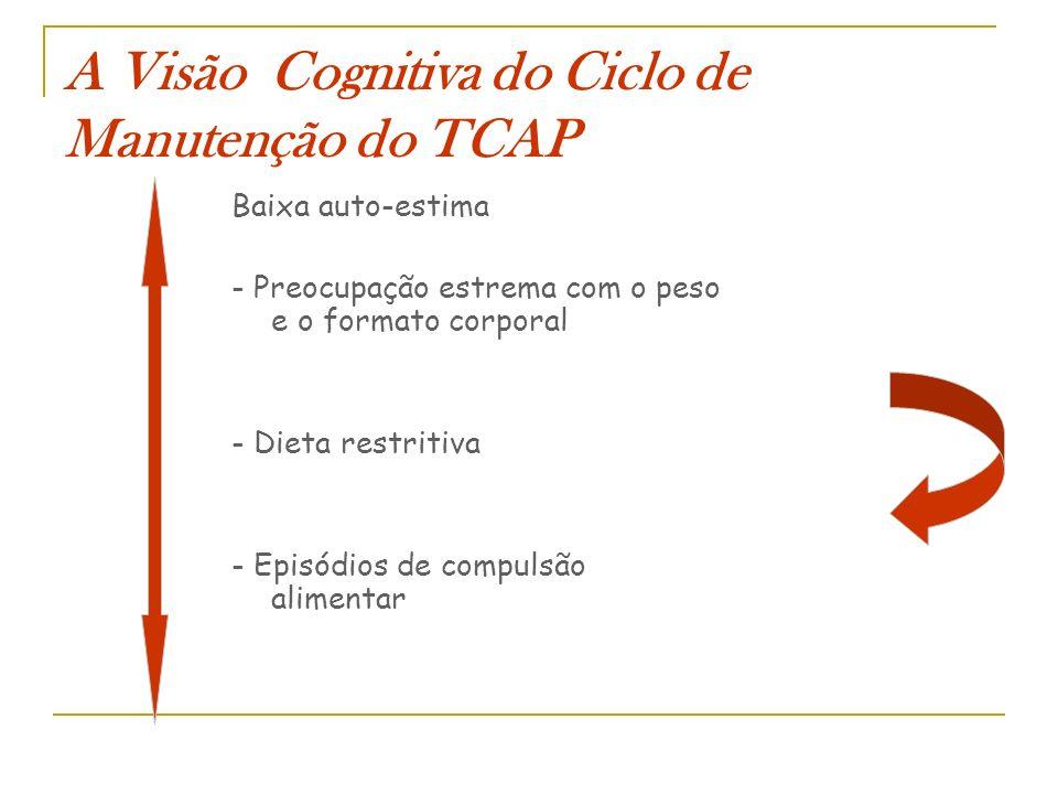 A Visão Cognitiva do Ciclo de Manutenção do TCAP