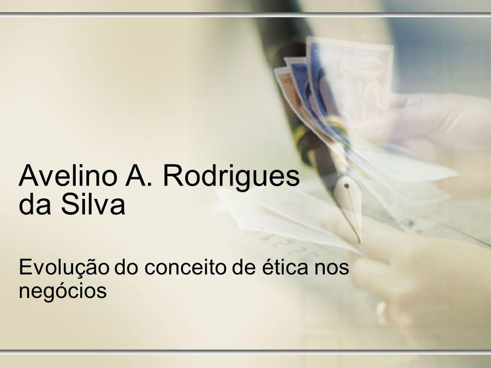Avelino A. Rodrigues da Silva