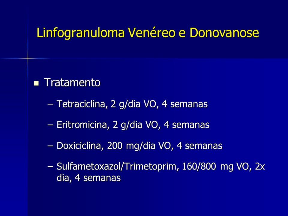 Linfogranuloma Venéreo e Donovanose