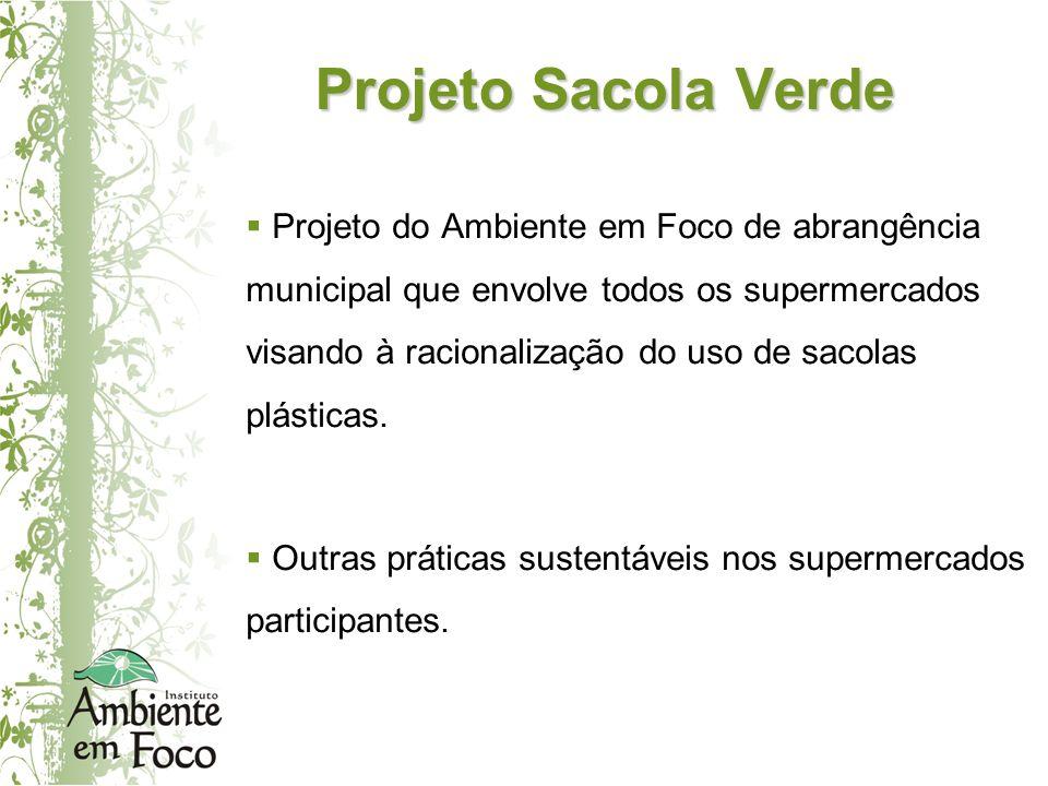 Projeto Sacola Verde