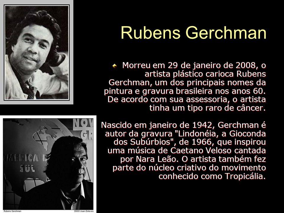 Rubens Gerchman