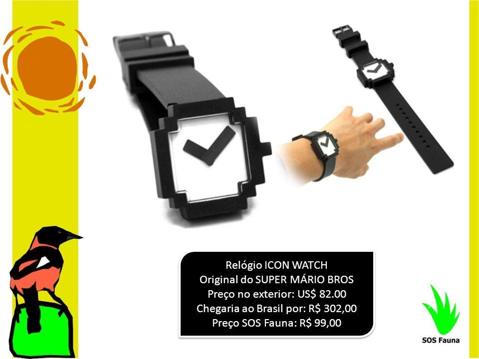Original do SUPER MÁRIO BROS Preço no exterior: US$ 82.00