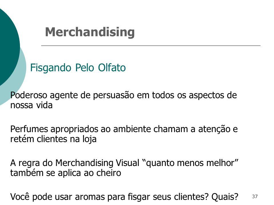 Merchandising Fisgando Pelo Olfato