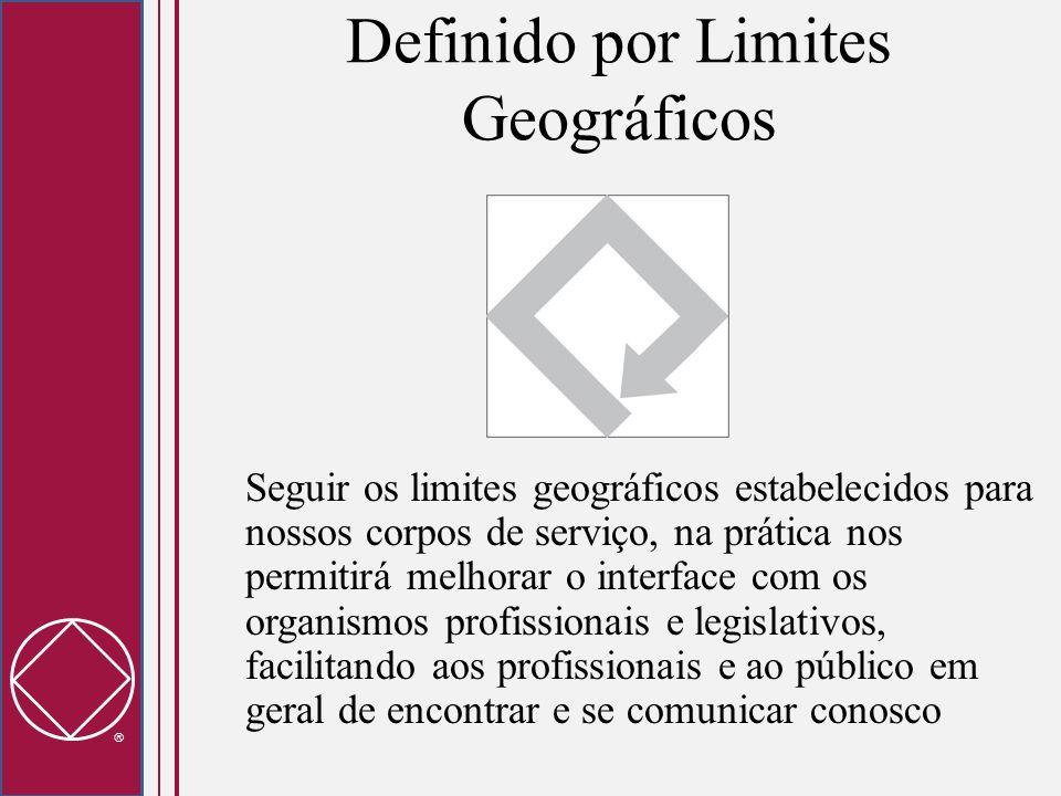 Definido por Limites Geográficos