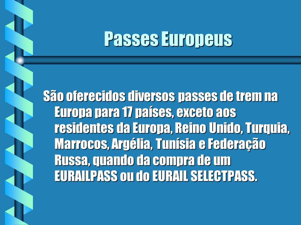 Passes Europeus