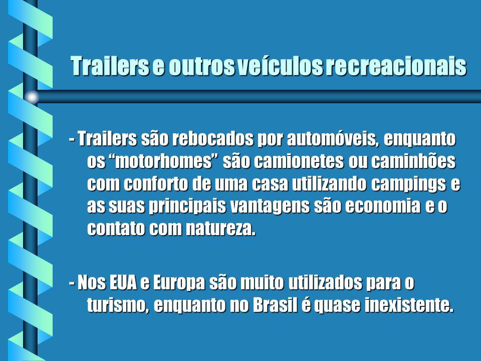Trailers e outros veículos recreacionais