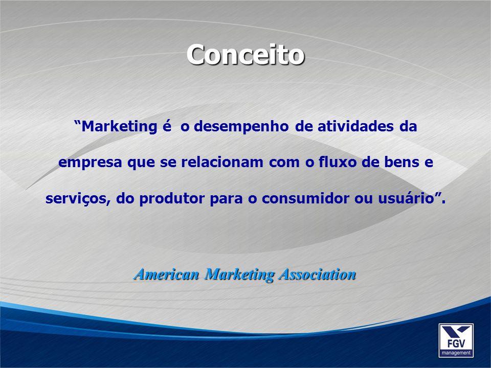 Conceito American Marketing Association
