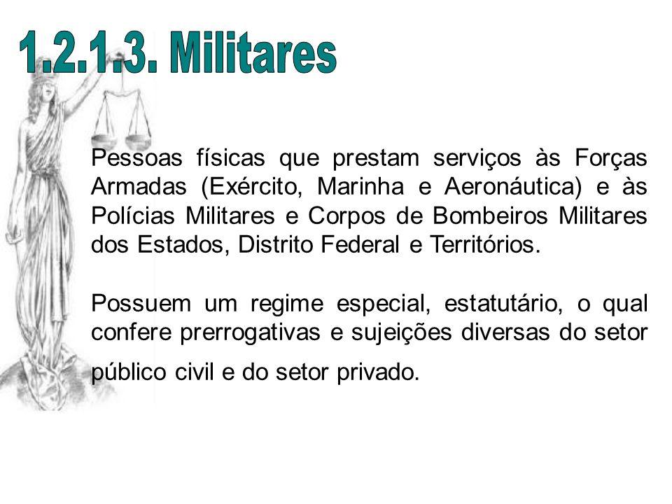 1.2.1.3. Militares