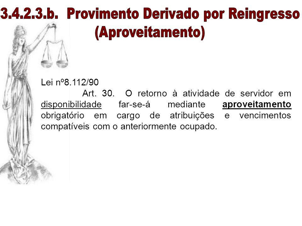 3.4.2.3.b. Provimento Derivado por Reingresso