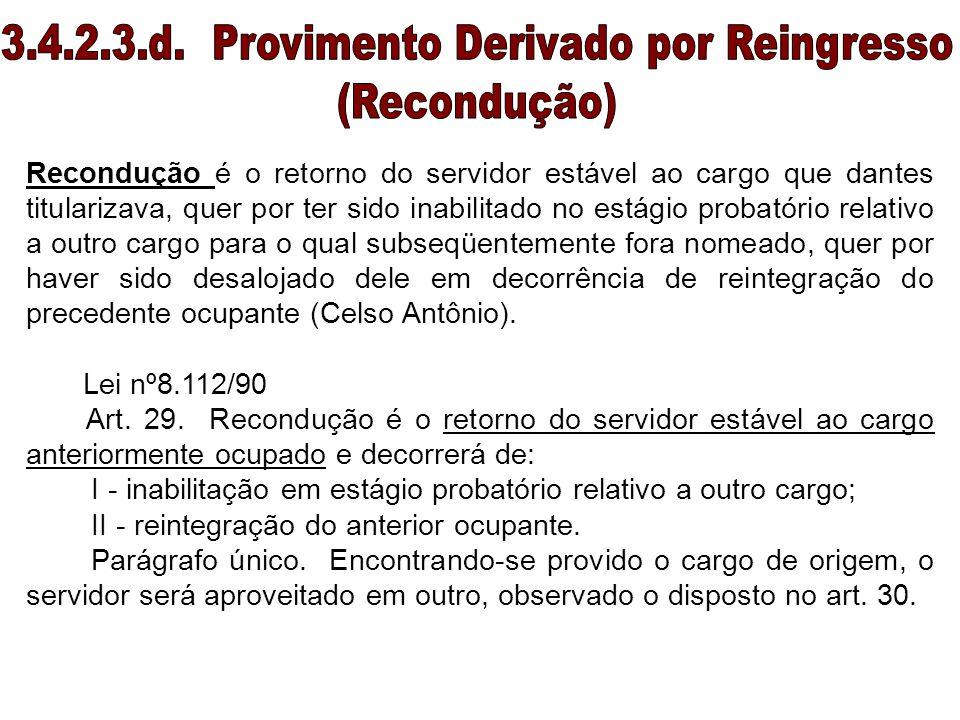 3.4.2.3.d. Provimento Derivado por Reingresso