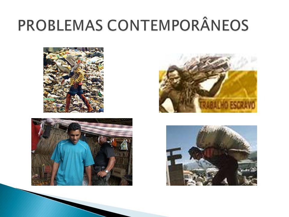 PROBLEMAS CONTEMPORÂNEOS