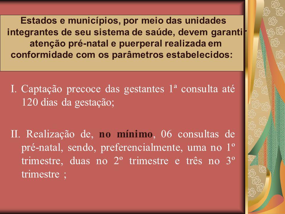 Estados e municípios, por meio das unidades