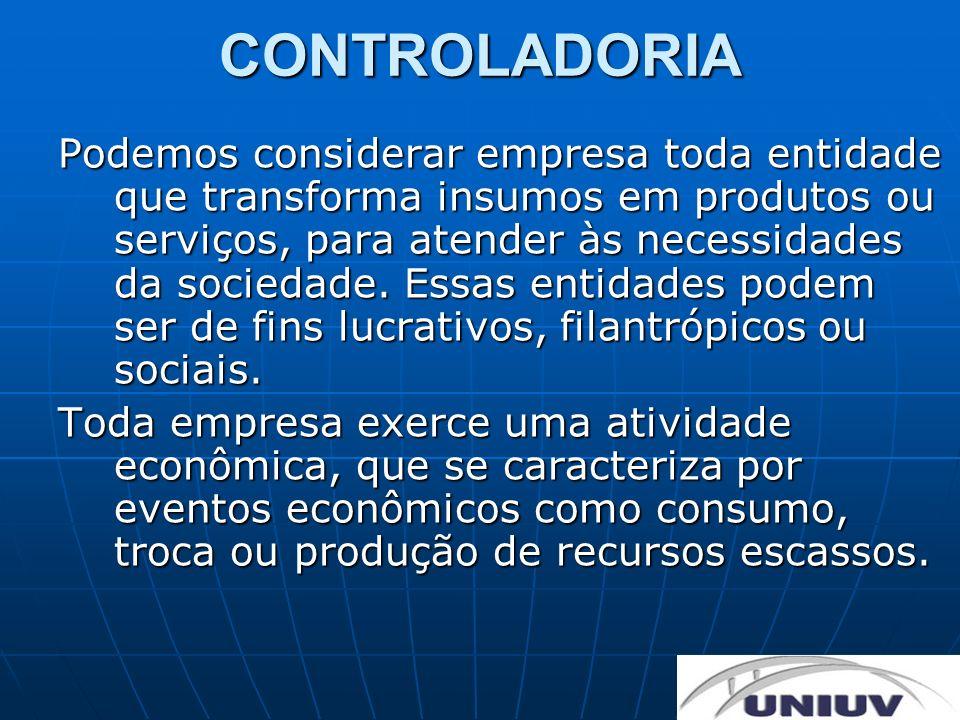 CONTROLADORIA