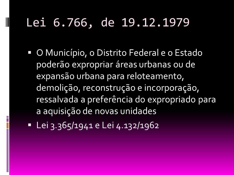 Lei 6.766, de 19.12.1979