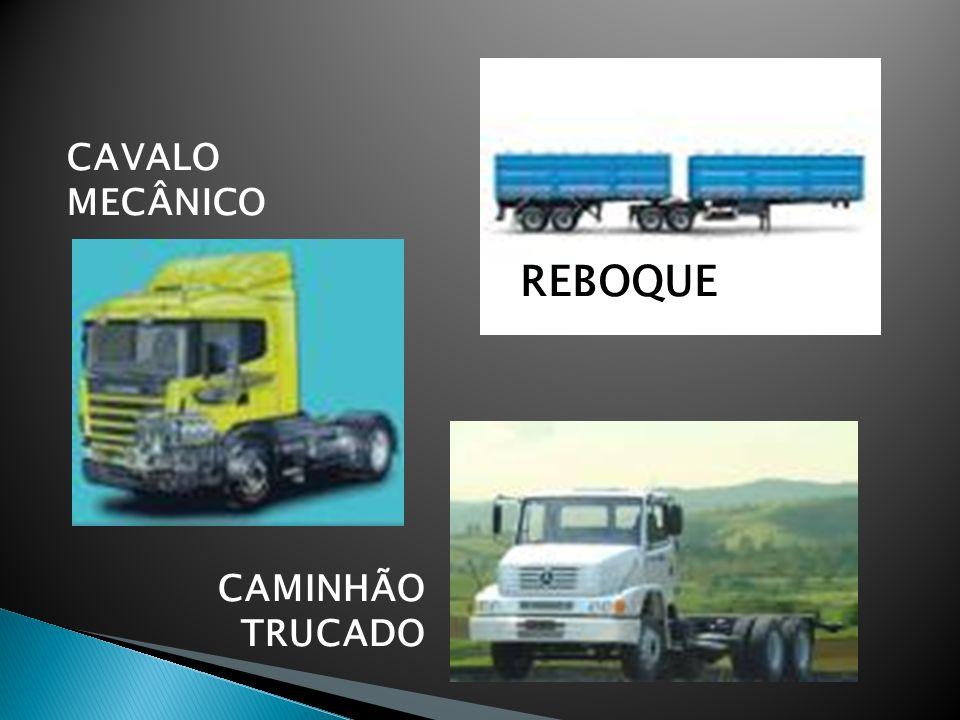 CAVALO MECÂNICO REBOQUE CAMINHÃO TRUCADO