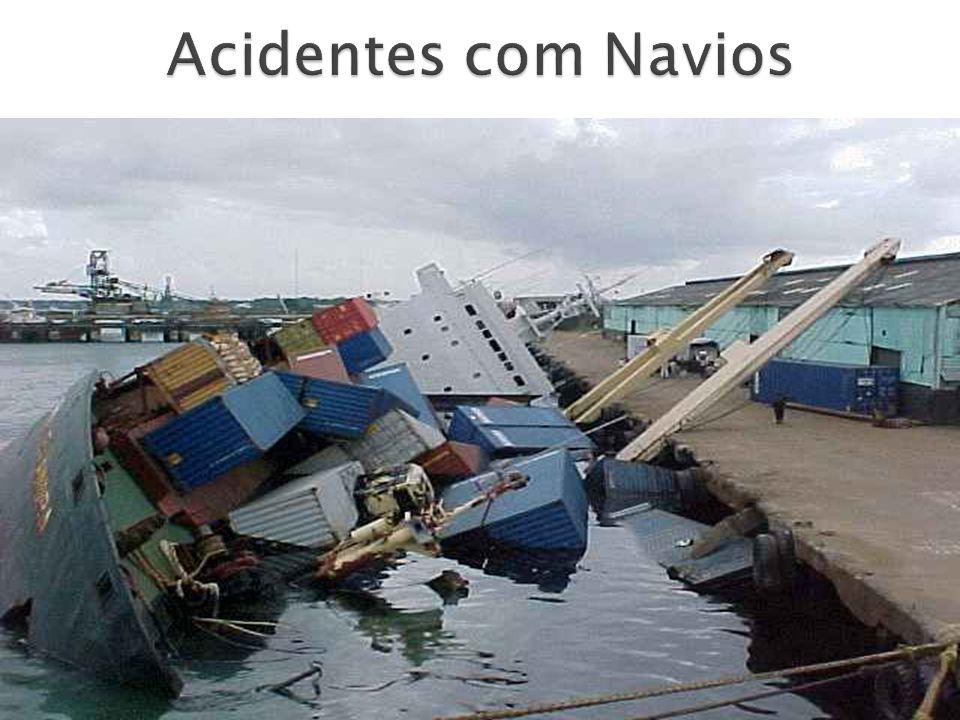 Acidentes com Navios