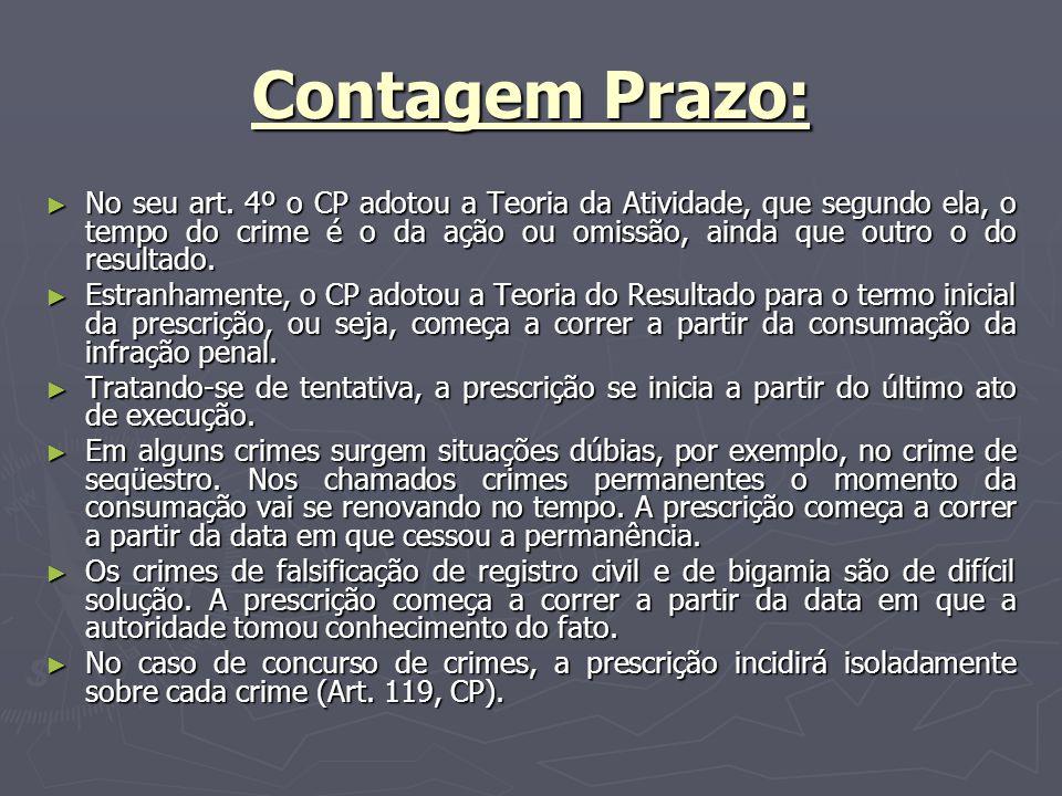 Contagem Prazo: