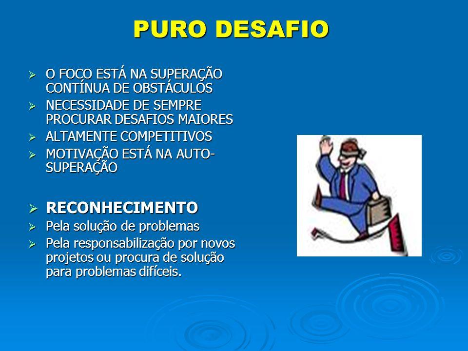 PURO DESAFIO RECONHECIMENTO
