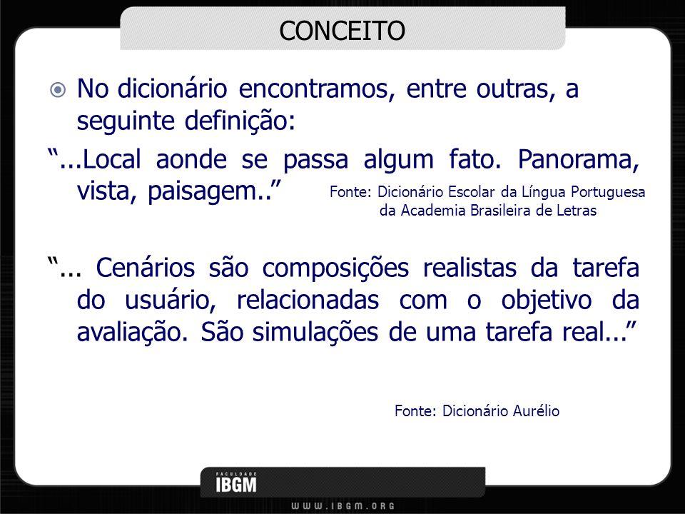 Fonte: Dicionário Aurélio