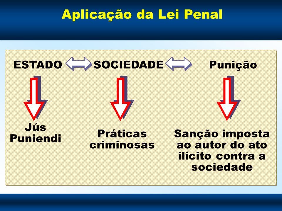 Sanção imposta ao autor do ato ilícito contra a sociedade