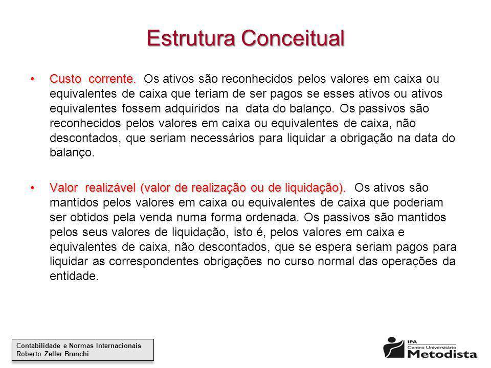 Estrutura Conceitual