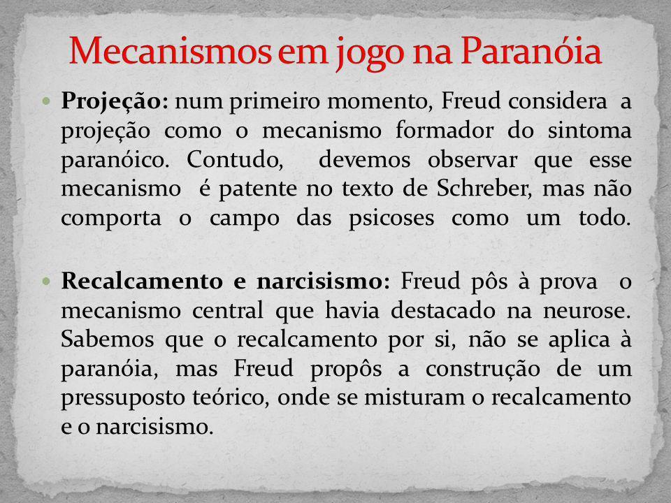 Mecanismos em jogo na Paranóia