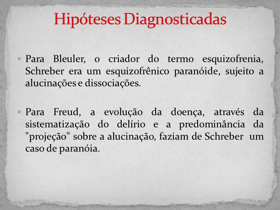 Hipóteses Diagnosticadas