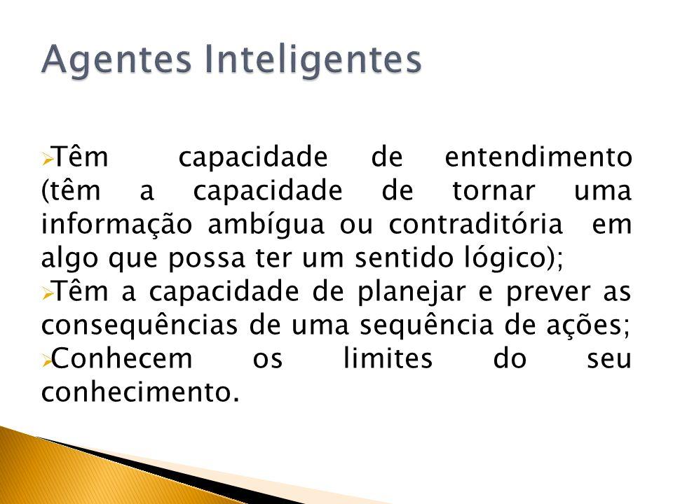 Agentes Inteligentes