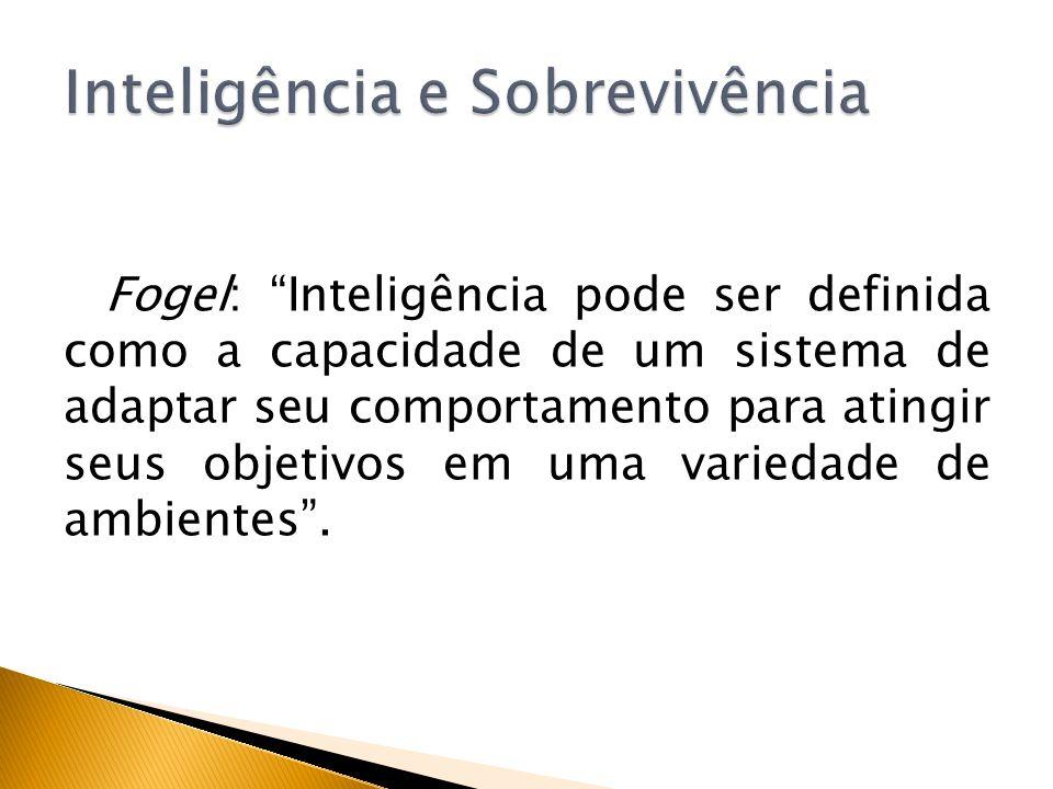 Inteligência e Sobrevivência