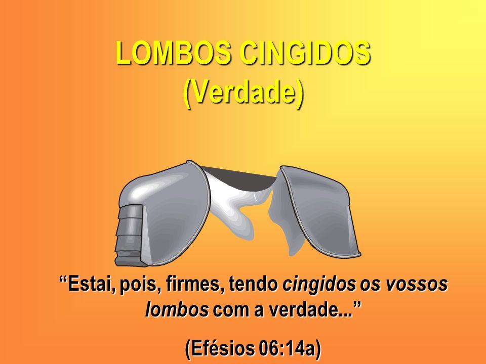 LOMBOS CINGIDOS (Verdade)