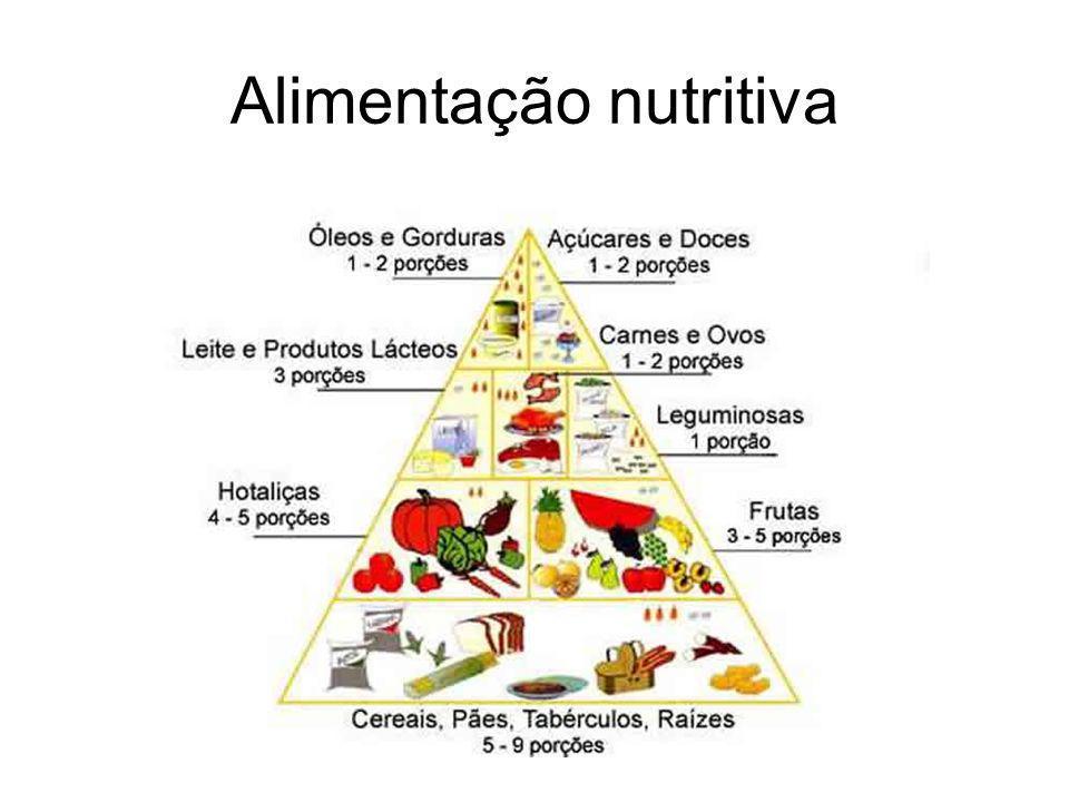 Alimentação nutritiva