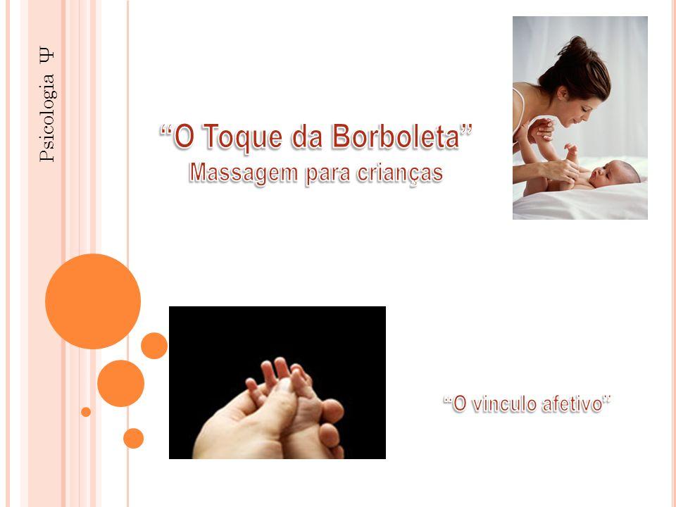 Massagem para crianças