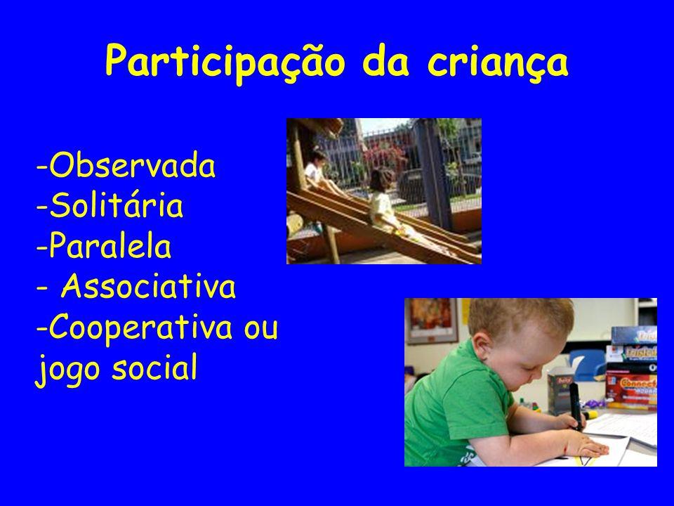 Participação da criança