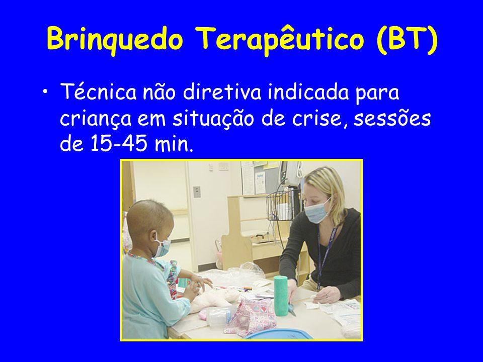 Brinquedo Terapêutico (BT)