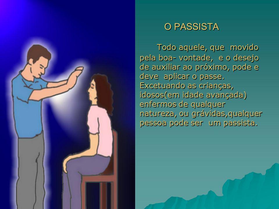 O PASSISTA