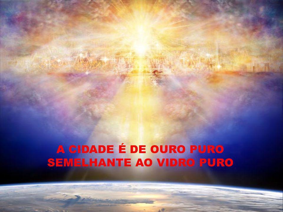 SEMELHANTE AO VIDRO PURO