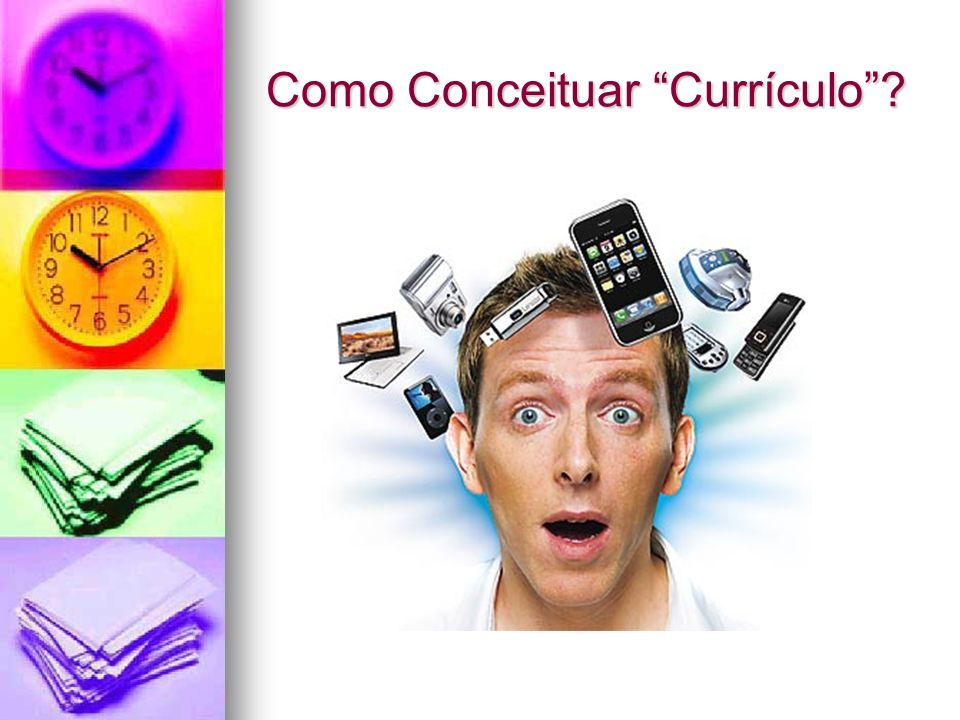 Como Conceituar Currículo