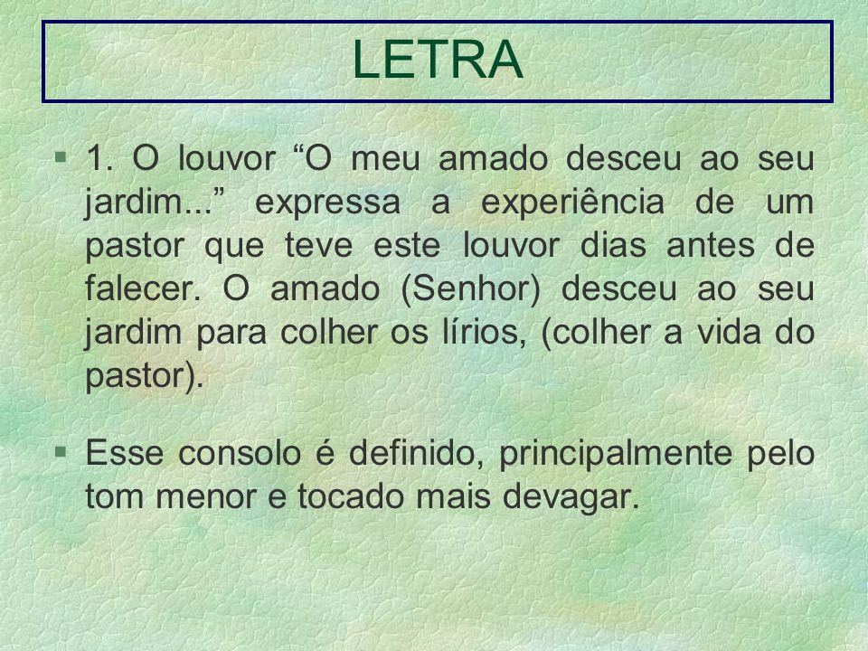 LETRA