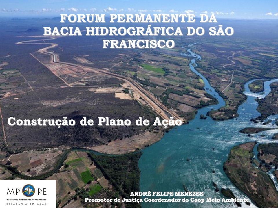FORUM PERMANENTE DA BACIA HIDROGRÁFICA DO SÃO FRANCISCO