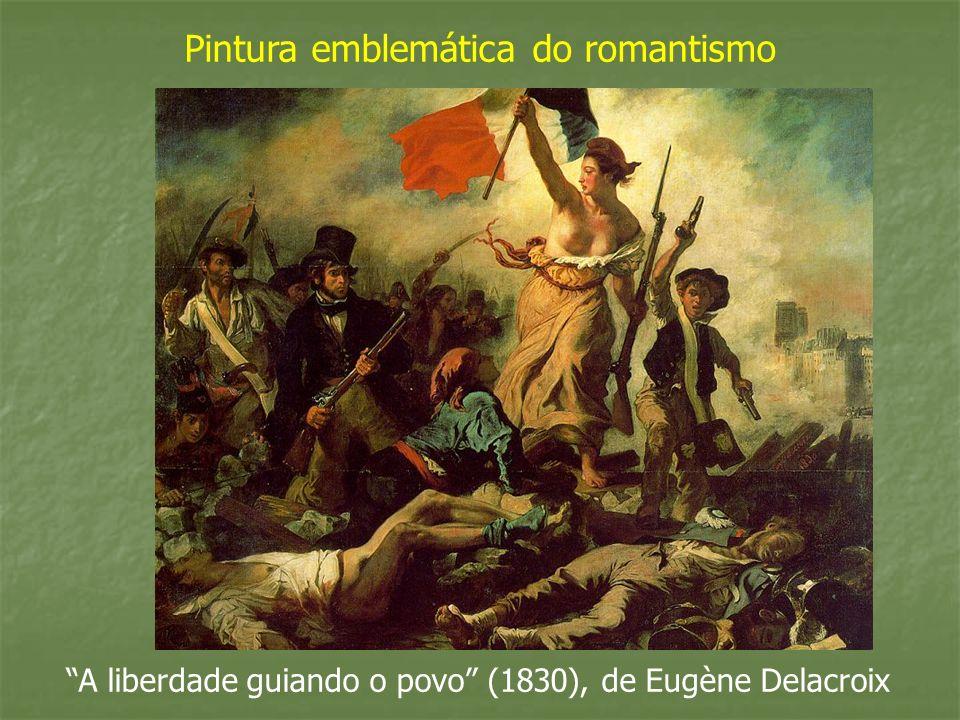 Pintura emblemática do romantismo