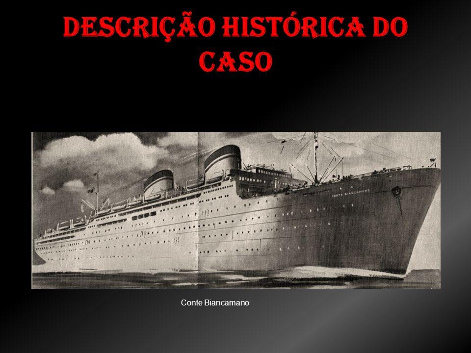 Descrição histórica do caso