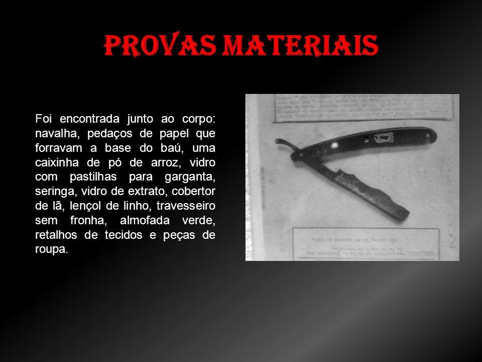 Provas Materiais