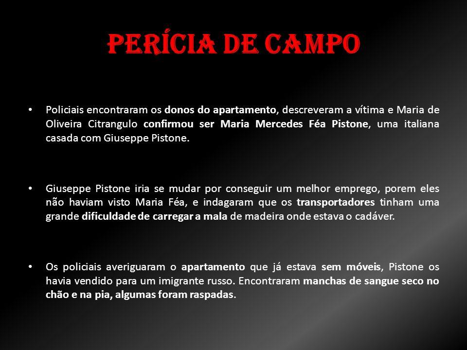 Perícia de Campo