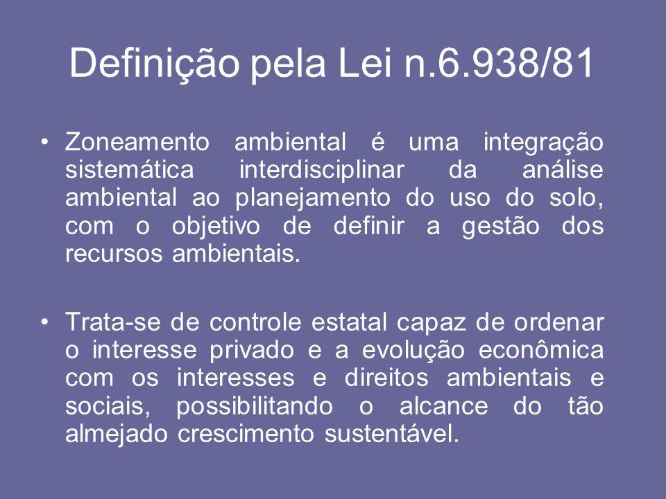 Definição pela Lei n.6.938/81