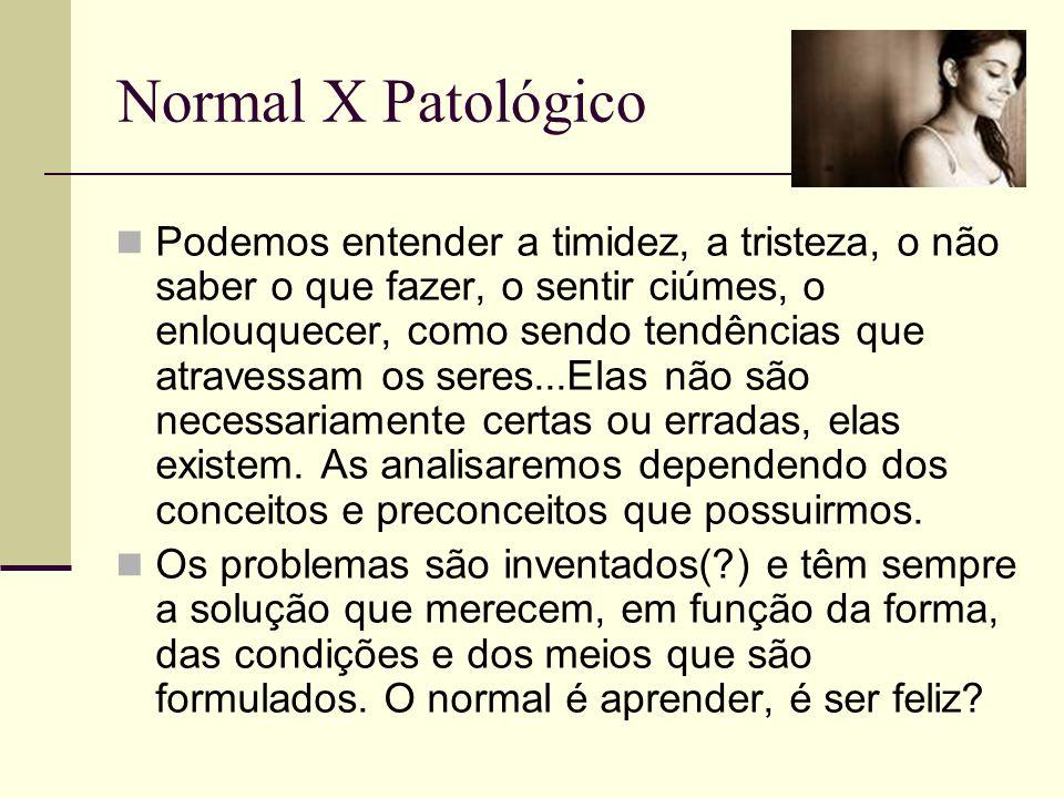 Normal X Patológico