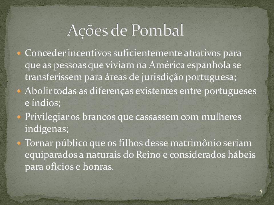 Ações de Pombal