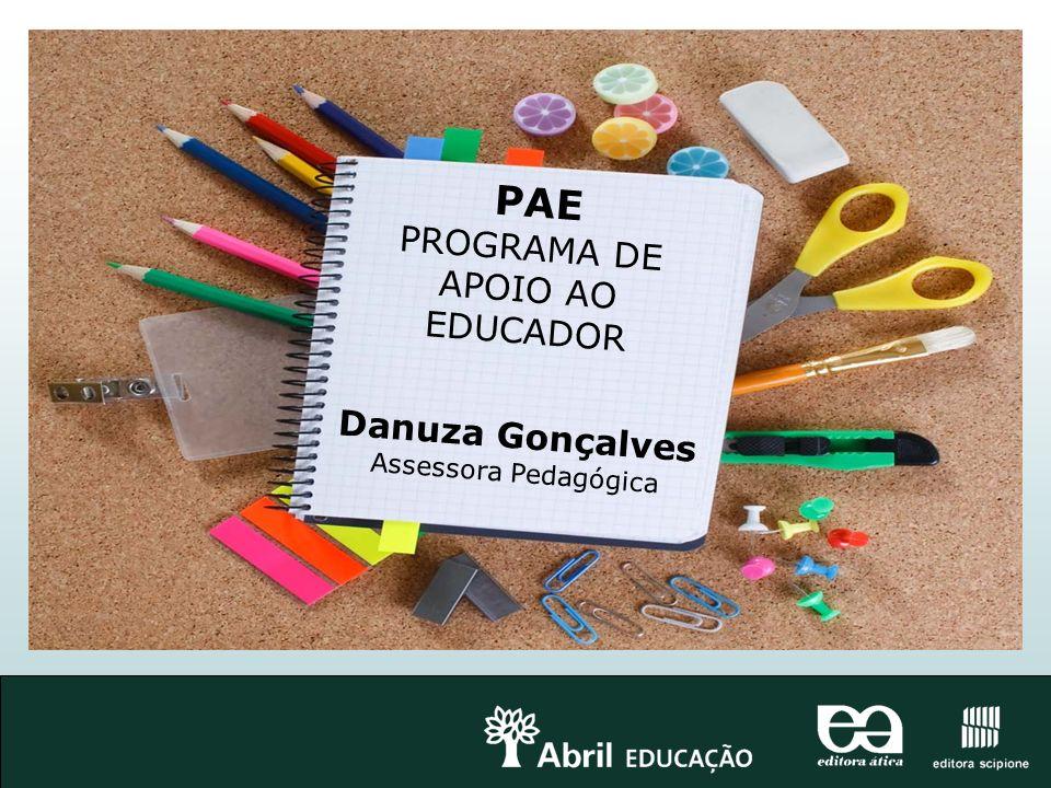 PROGRAMA DE APOIO AO EDUCADOR