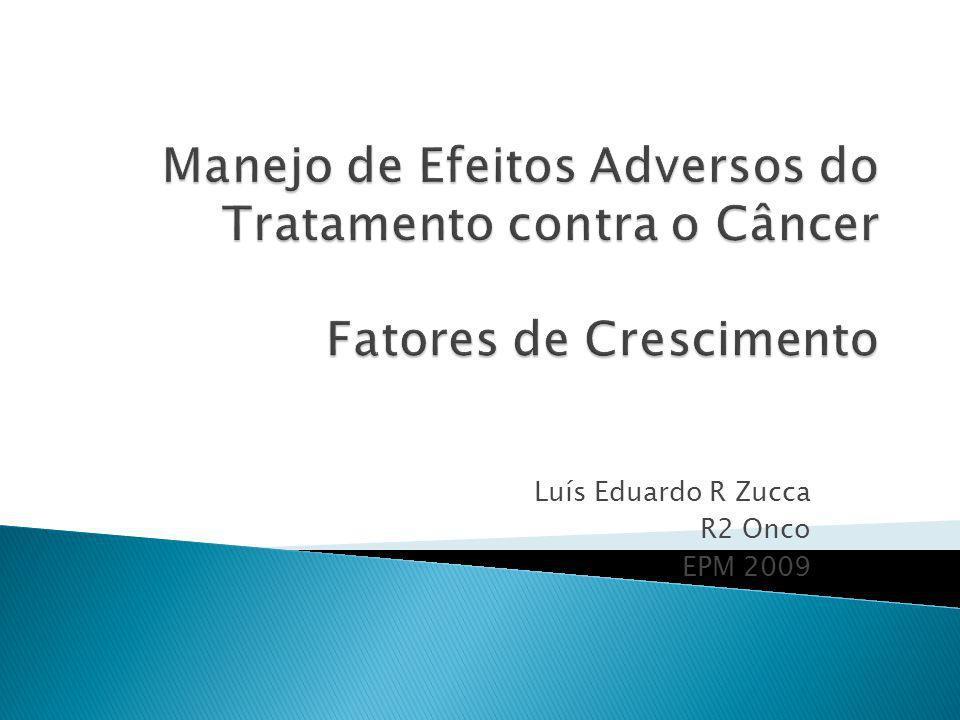 Luís Eduardo R Zucca R2 Onco EPM 2009